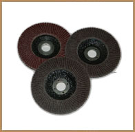 Abrasive Coated Flap
